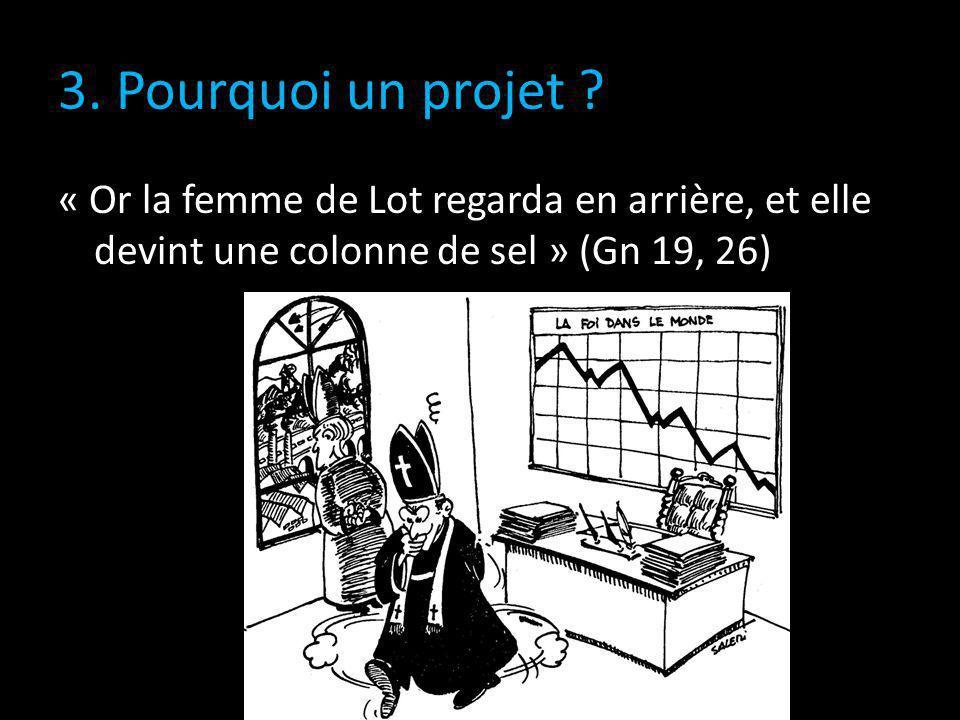 3. Pourquoi un projet .