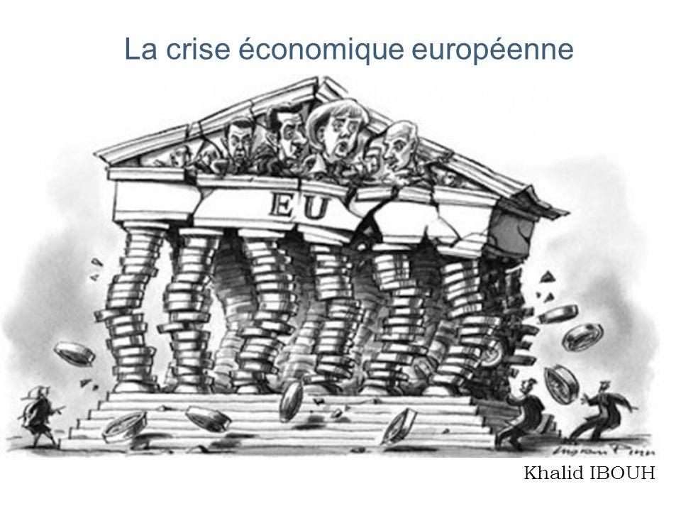 La crise économique européenne