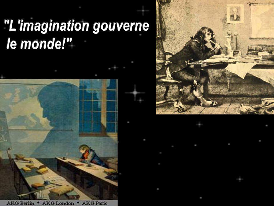 L imagination gouverne