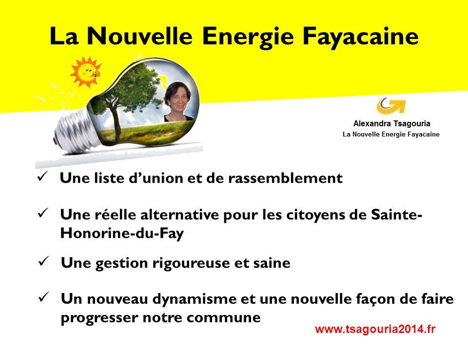 La Nouvelle Energie Fayacaine