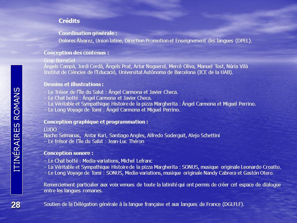 Crédits Coordination générale :