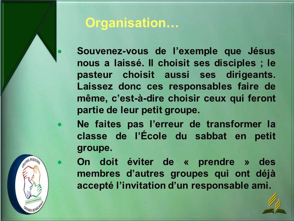 Organisation…