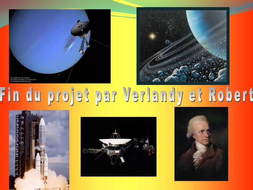Fin du projet par Verlandy et Robert