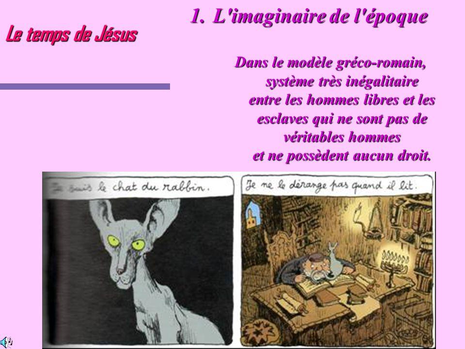 L imaginaire de l époque Le temps de Jésus