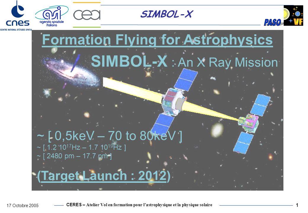 Formation Flying for Astrophysics