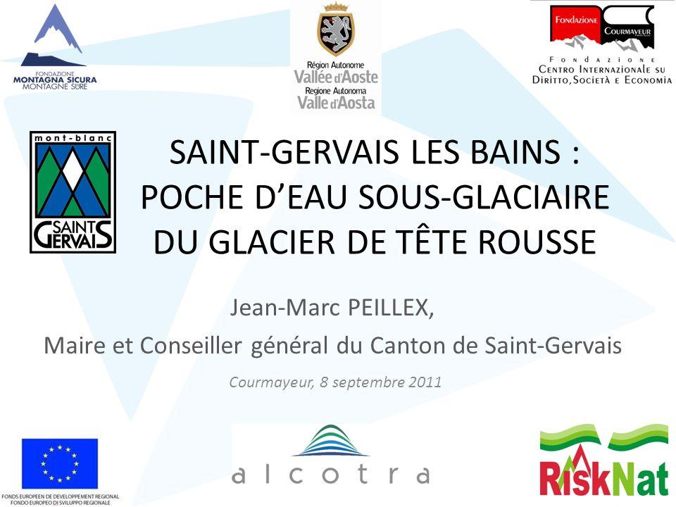 Maire et Conseiller général du Canton de Saint-Gervais