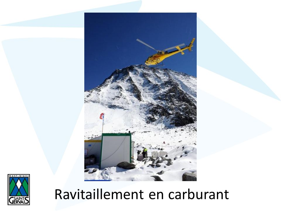 Ravitaillement en carburant