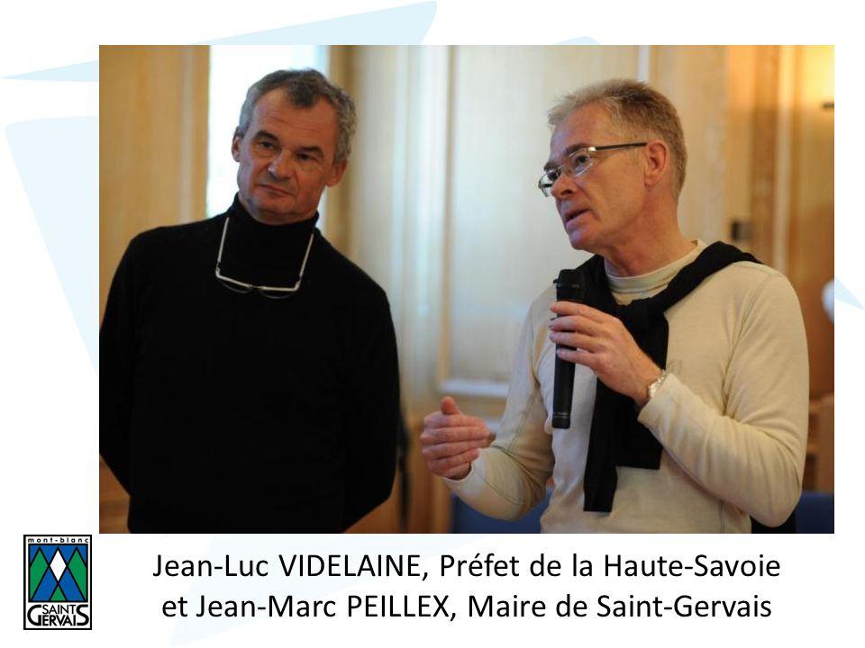 Jean-Luc VIDELAINE, Préfet de la Haute-Savoie