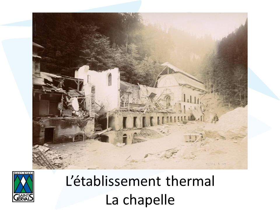 L'établissement thermal