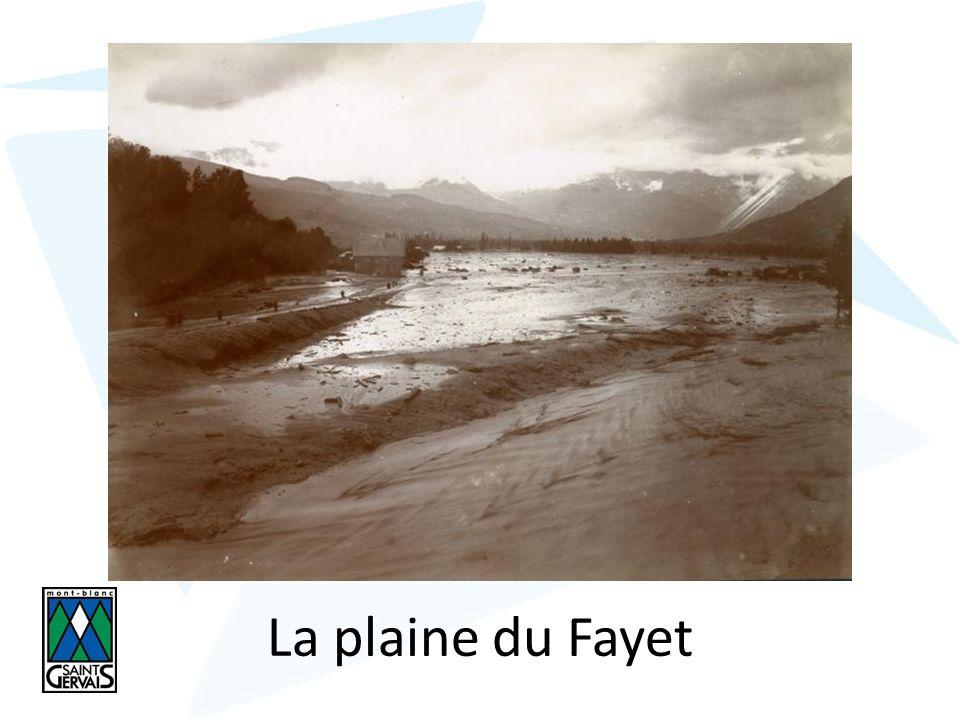 La plaine du Fayet