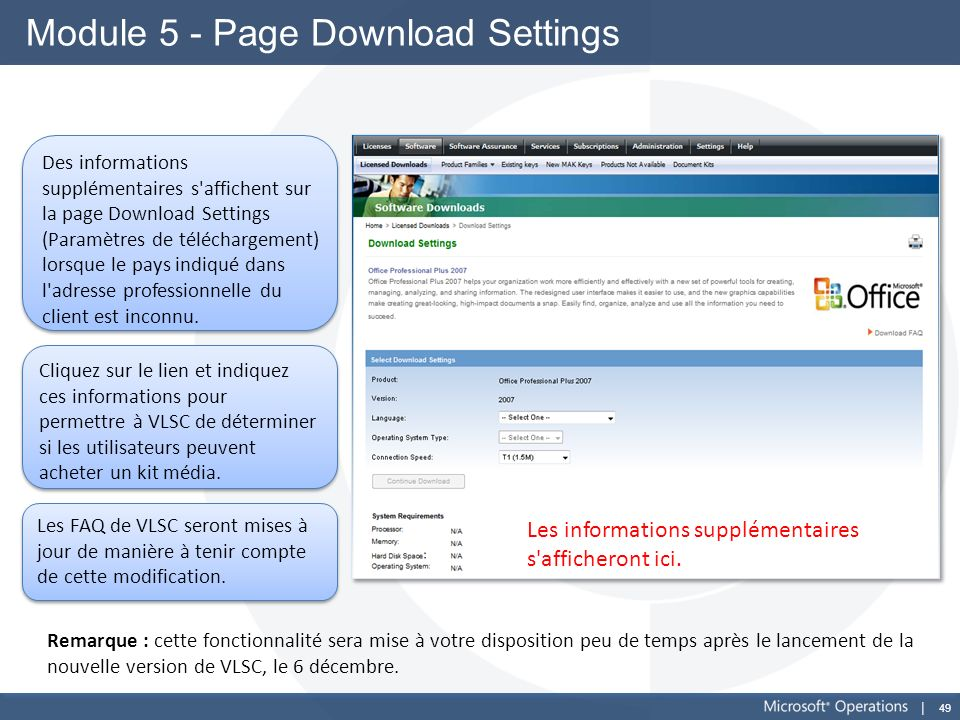 Module 5 - Page Download Settings