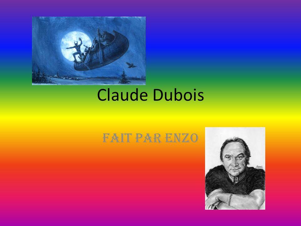 Claude Dubois Fait par Enzo