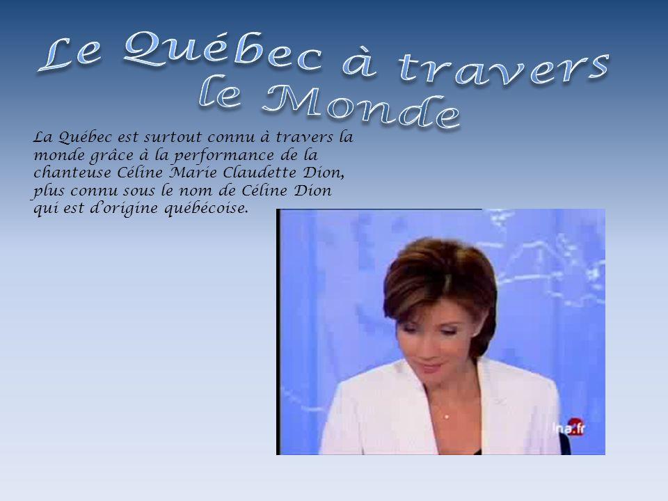 Le Québec à travers le Monde