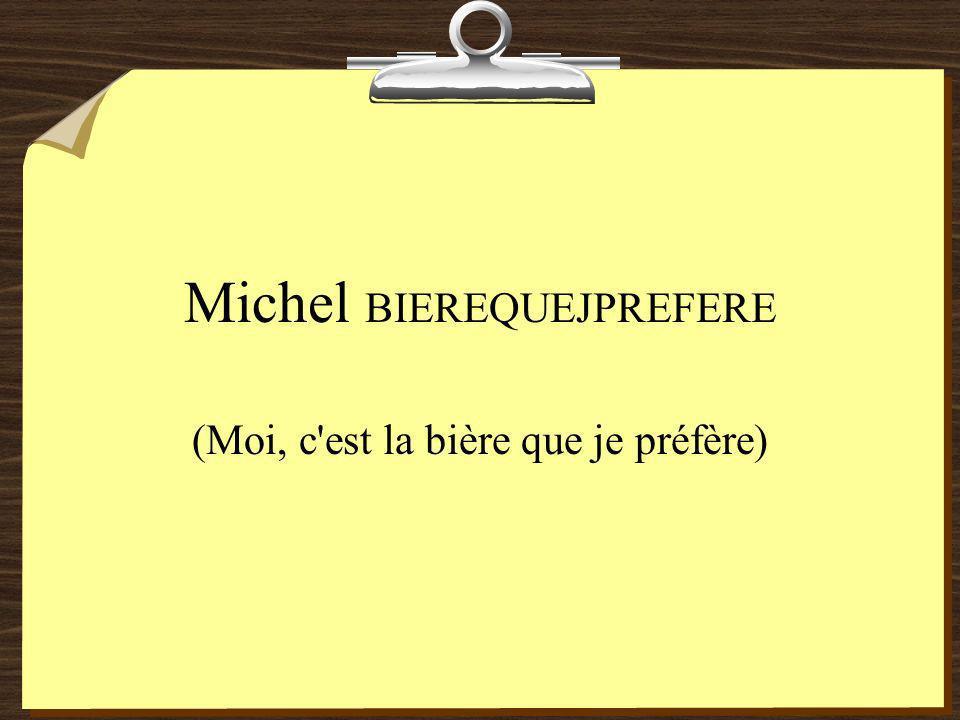 Michel BIEREQUEJPREFERE