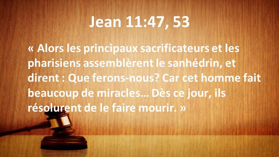 Jean 11:47, 53
