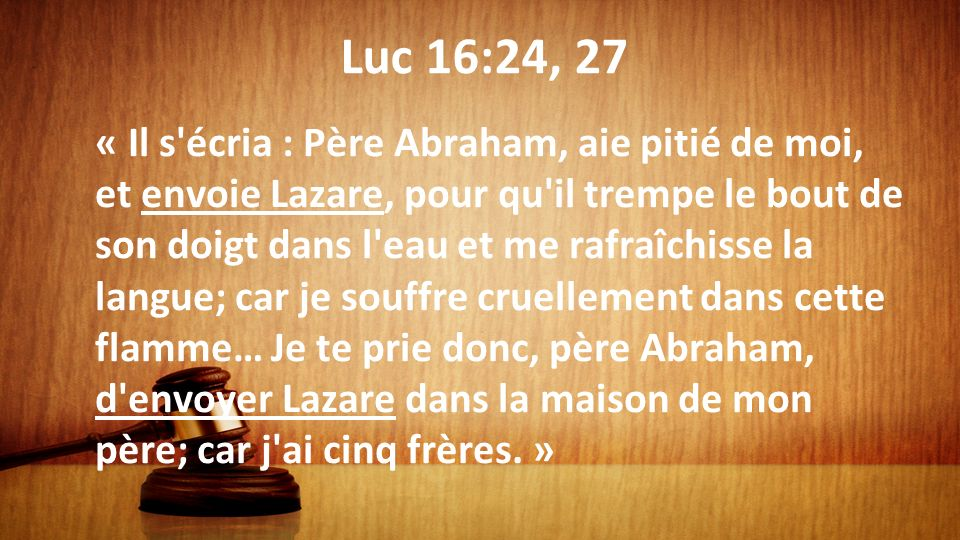 Luc 16:24, 27