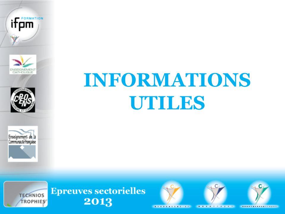 Informations utiles