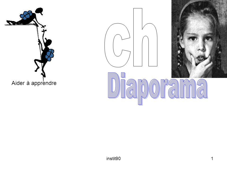 ch Diaporama Aider à apprendre instit90