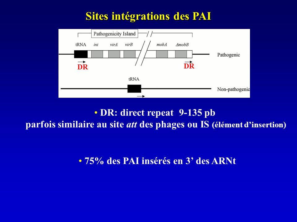 Sites intégrations des PAI