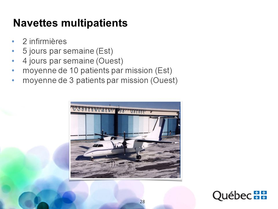 Navettes multipatients