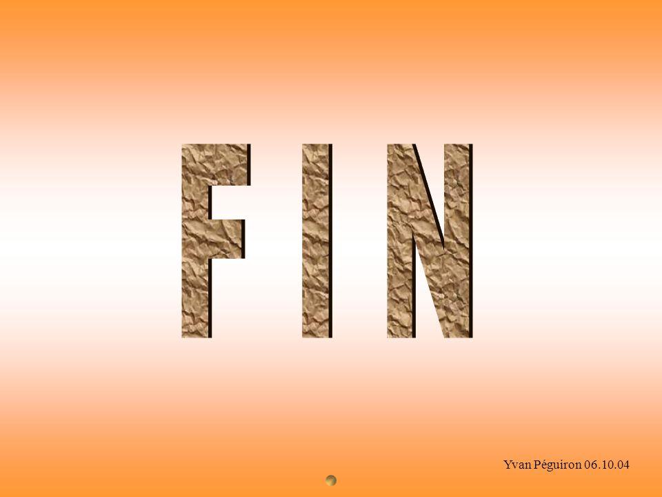 F I N Yvan Péguiron 06.10.04