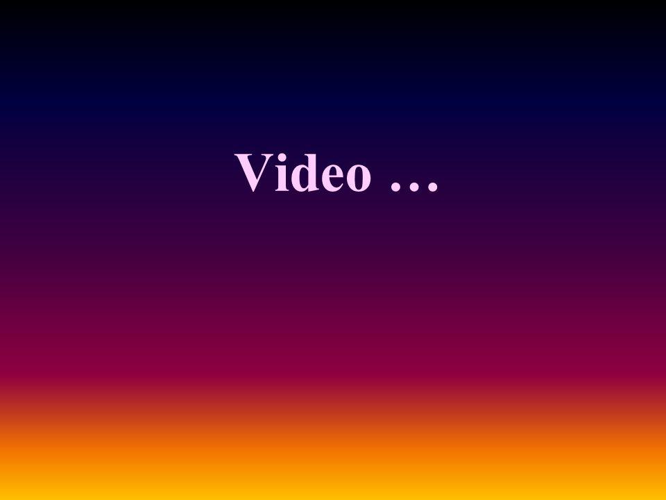 Video …