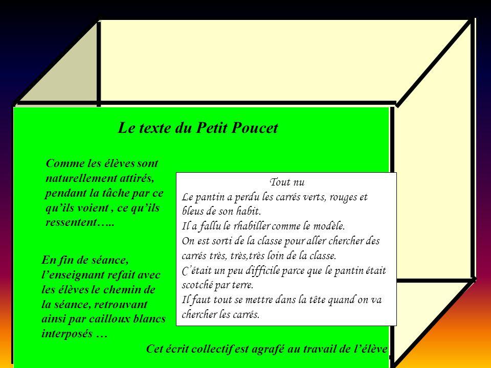 Le texte du Petit Poucet
