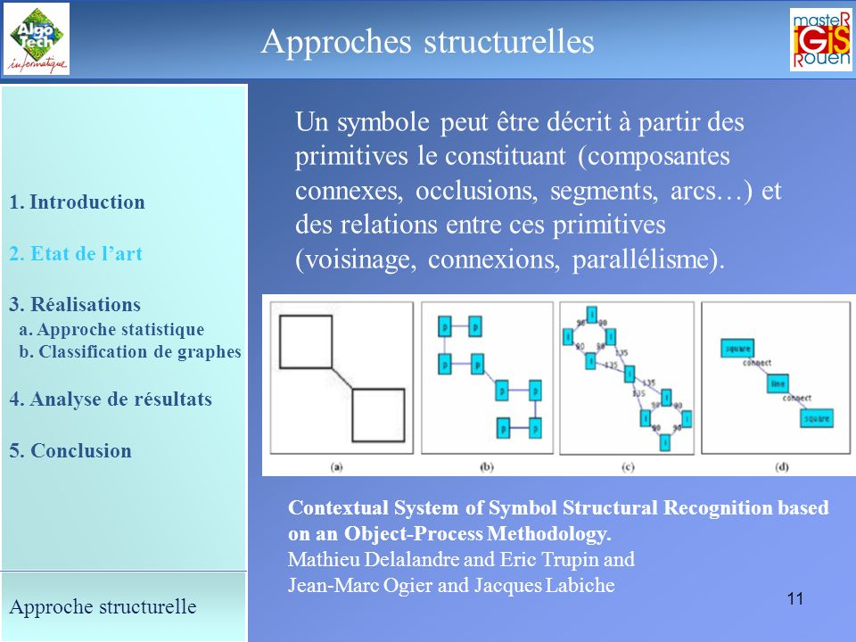 Approches structurelles