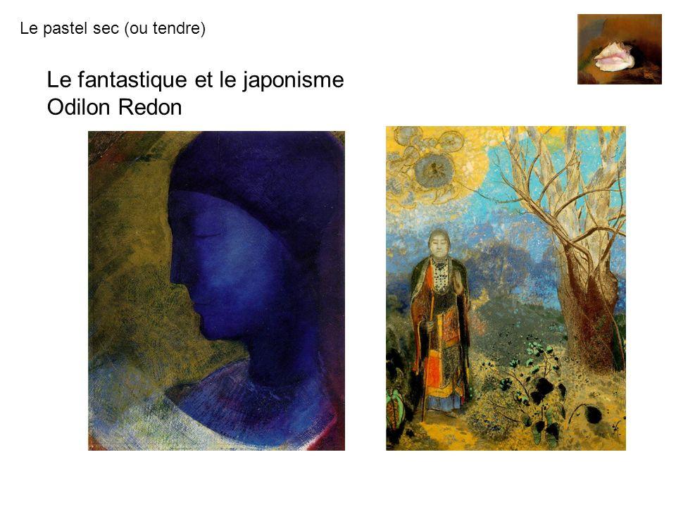 Le fantastique et le japonisme Odilon Redon