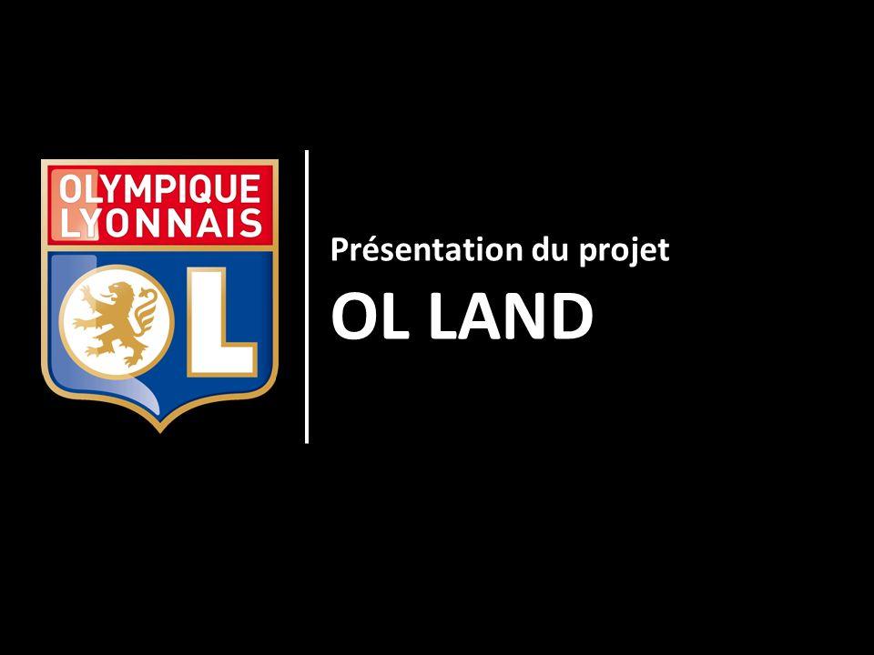 Présentation du projet OL LAND