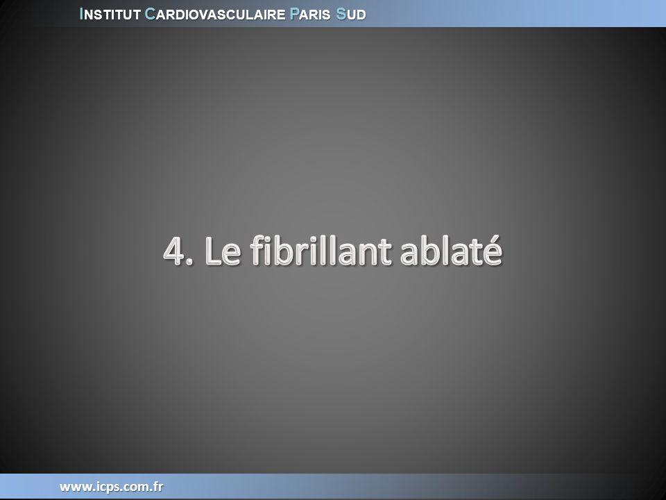 4. Le fibrillant ablaté