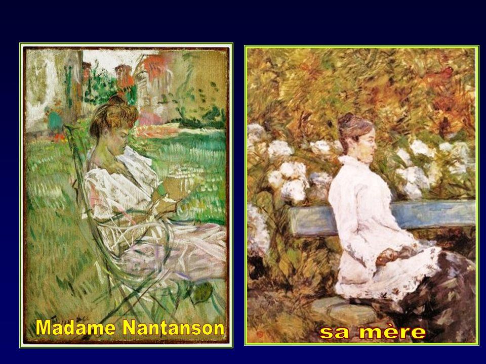 Madame Nantanson sa mère