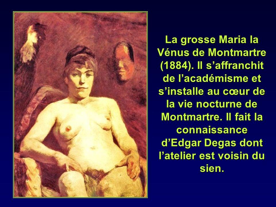 La grosse Maria la Vénus de Montmartre (1884)