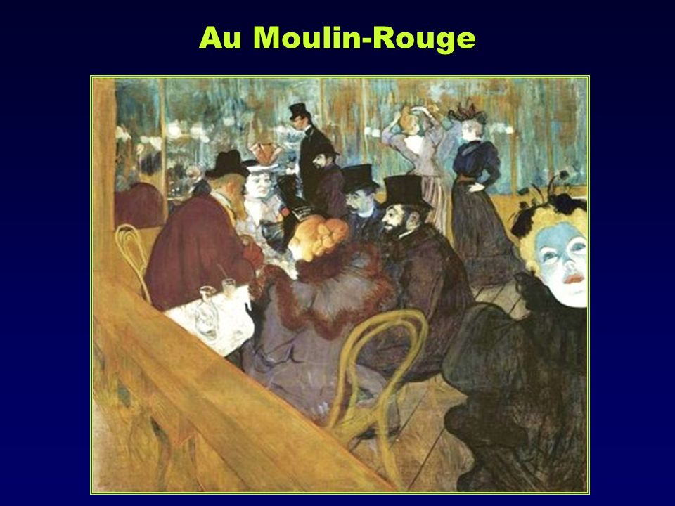 Au Moulin-Rouge
