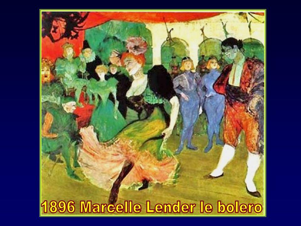 1896 Marcelle Lender le bolero