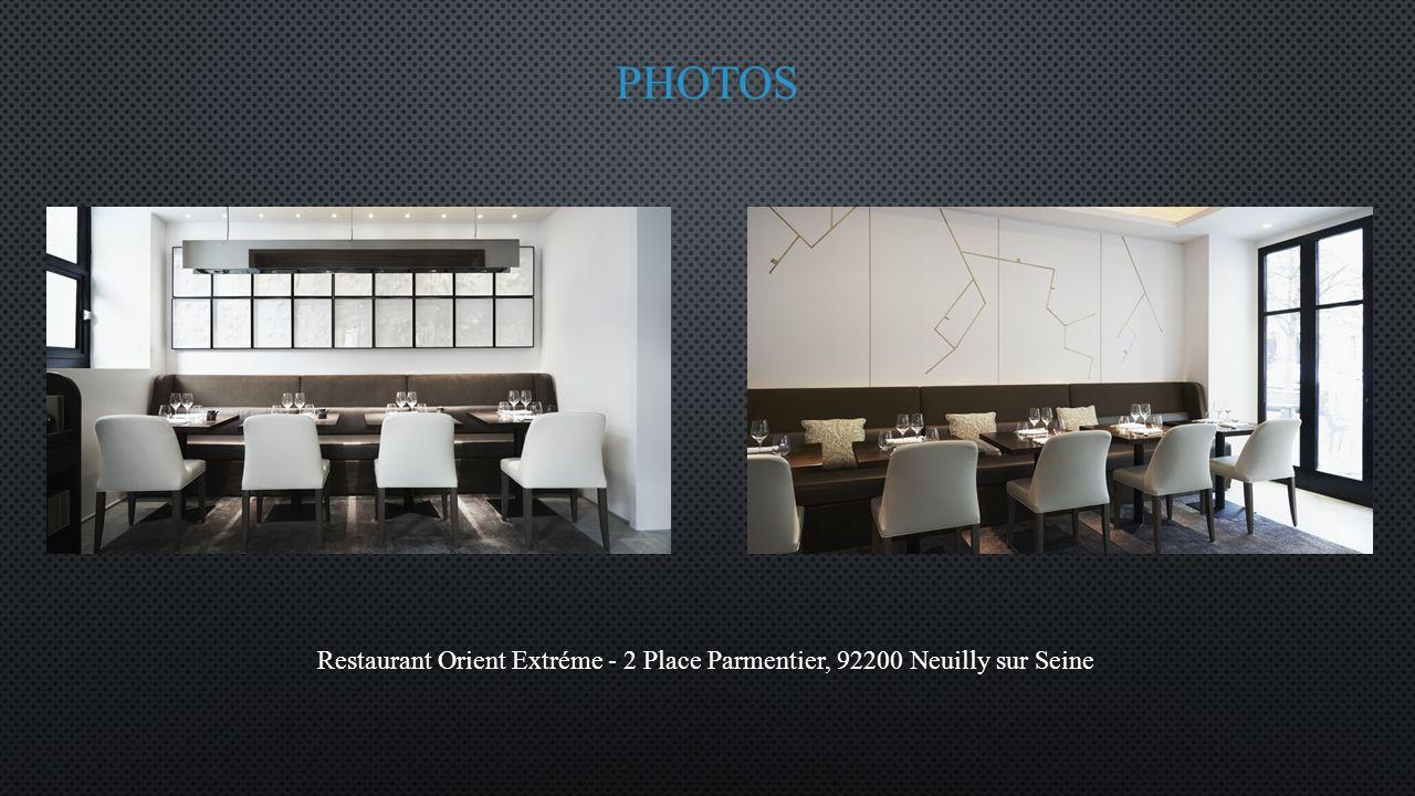 photos Restaurant Orient Extréme - 2 Place Parmentier, 92200 Neuilly sur Seine