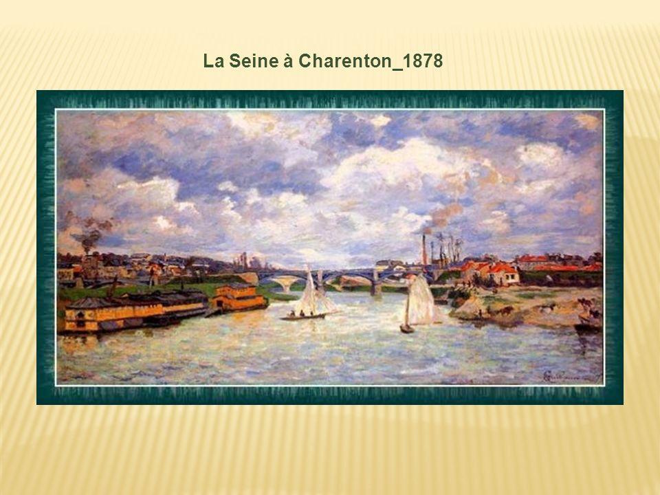 La Seine à Charenton_1878
