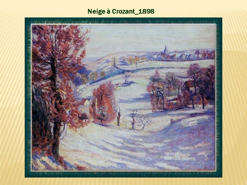 Neige à Crozant_1898