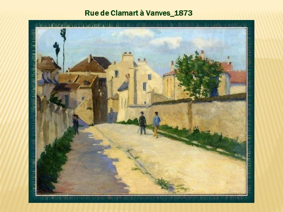 Rue de Clamart à Vanves_1873