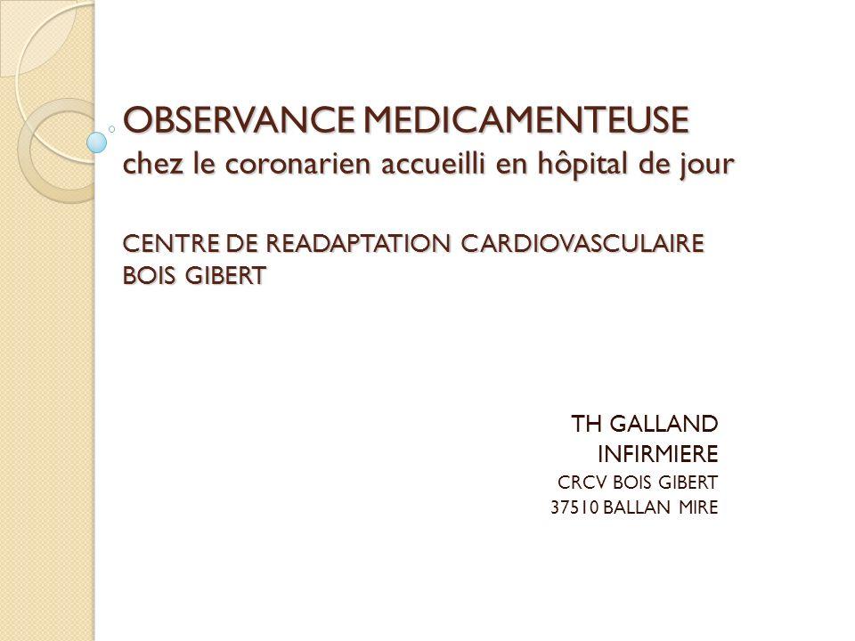 TH GALLAND INFIRMIERE CRCV BOIS GIBERT 37510 BALLAN MIRE