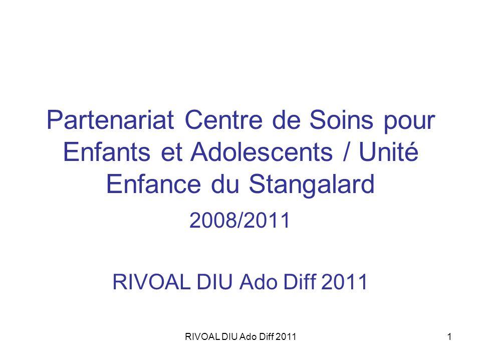 Partenariat Centre de Soins pour Enfants et Adolescents / Unité Enfance du Stangalard