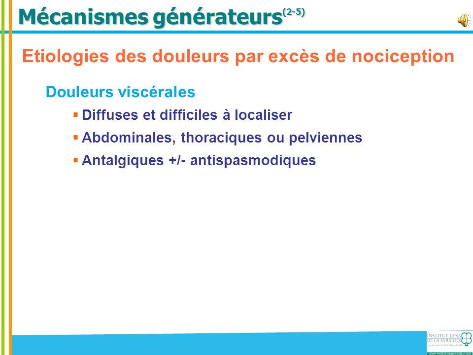Mécanismes générateurs(2-5)