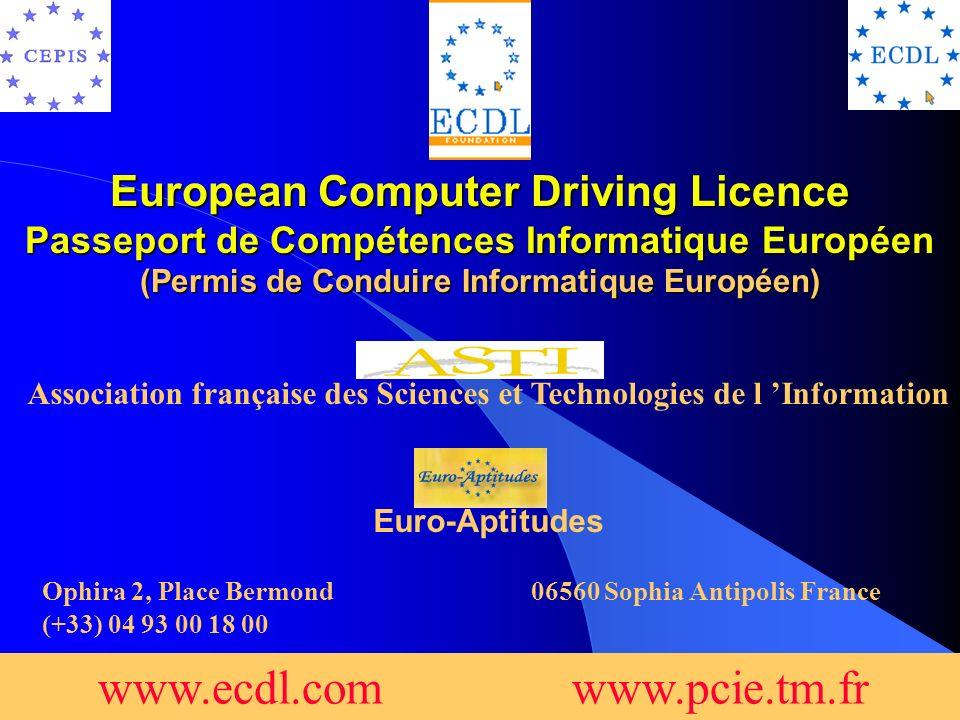 Association française des Sciences et Technologies de l 'Information