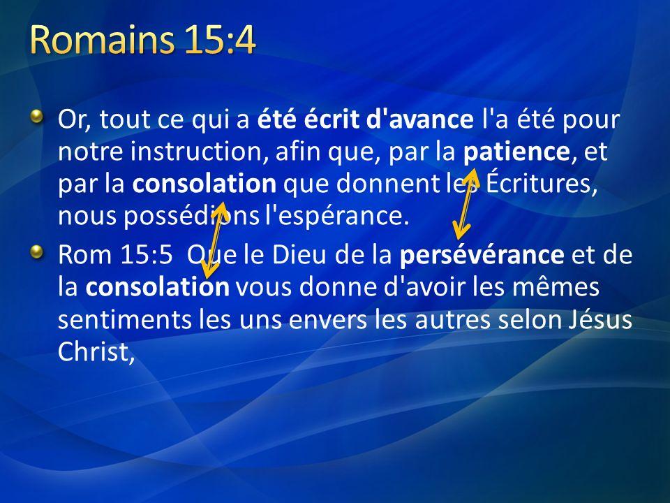 Romains 15:4