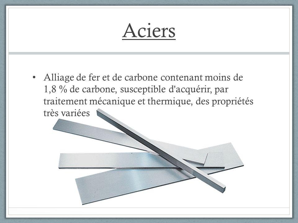 Aciers