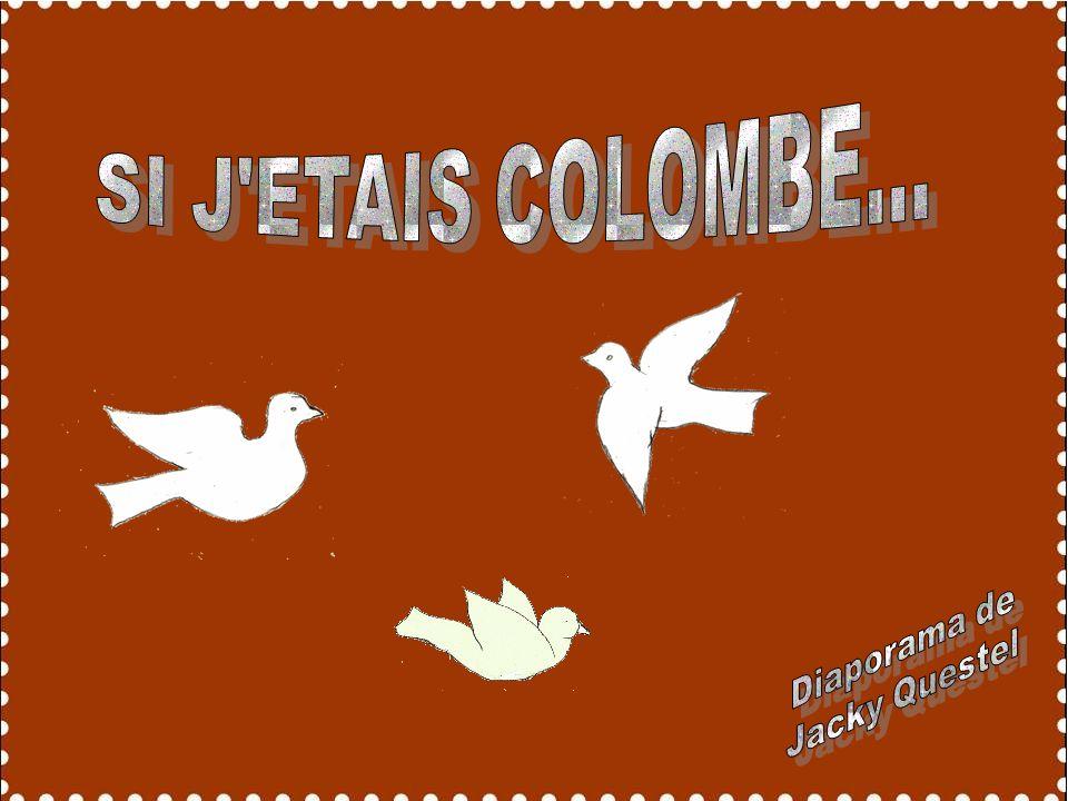 SI J ETAIS COLOMBE... Diaporama de Jacky Questel