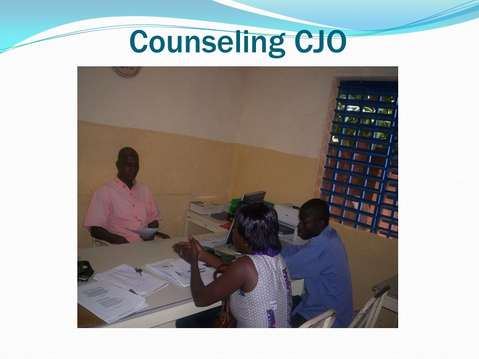 Counseling CJO