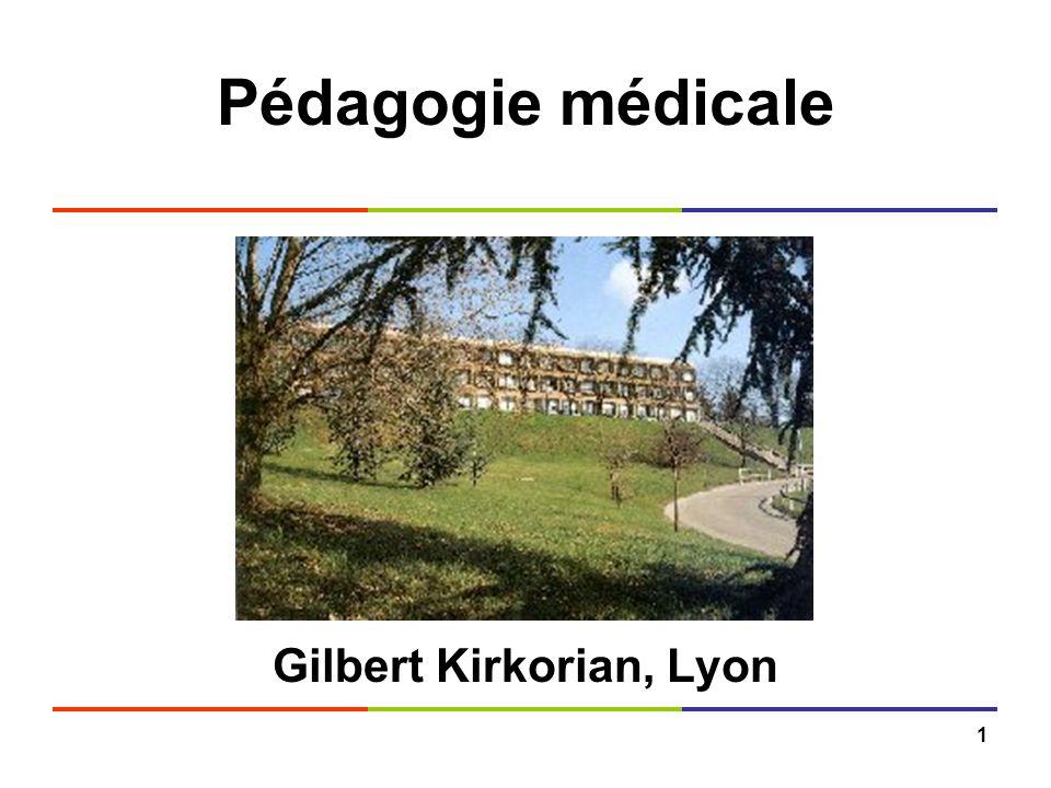 Gilbert Kirkorian, Lyon