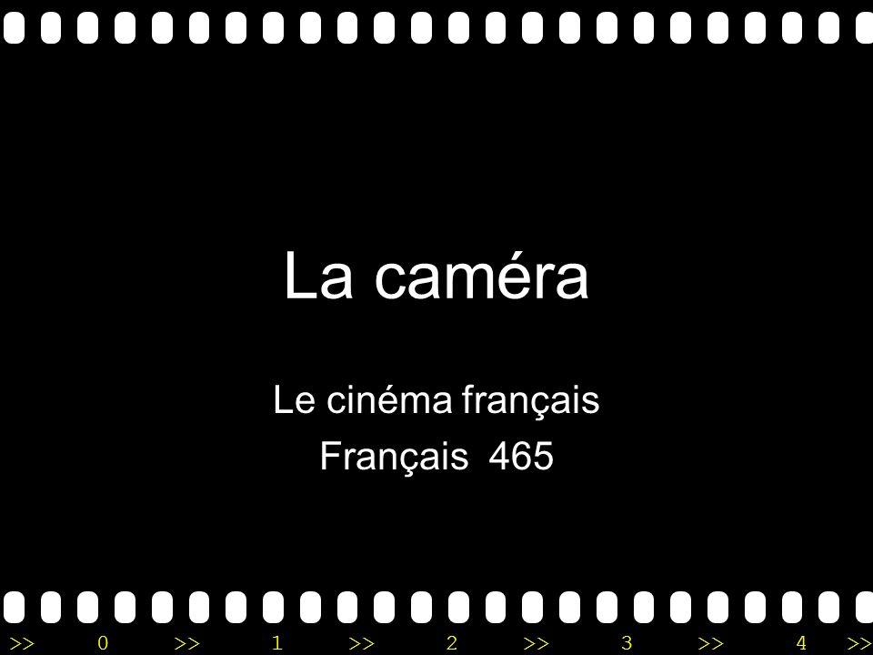 Le cinéma français Français 465