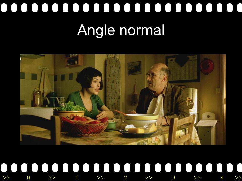 Angle normal